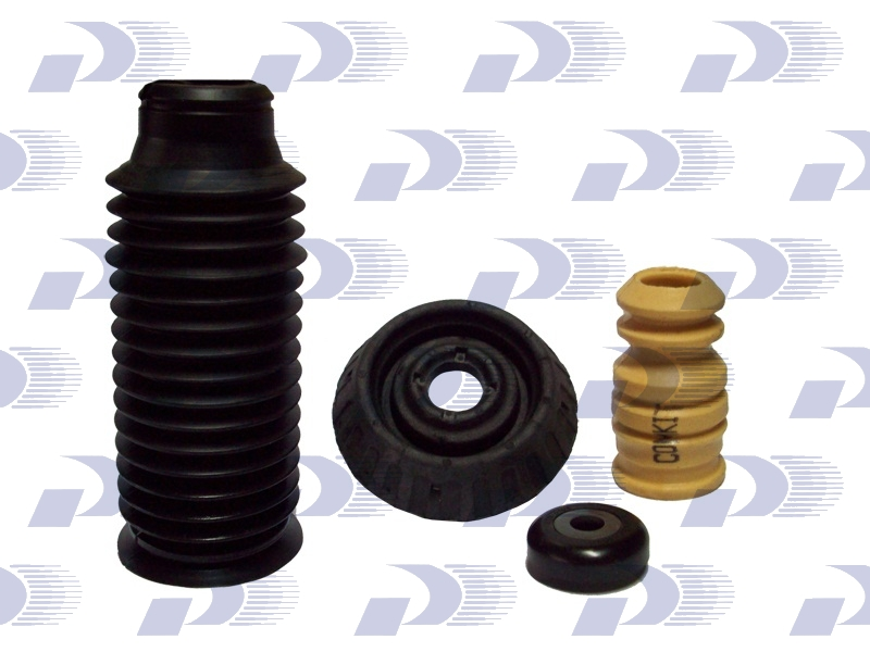 KIT AMORT HD DT 03/08 1L CPTO