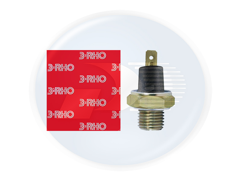 INTERRUPTOR OLEO FIAT 0.50 BAR M14X1.5 .../91 7502