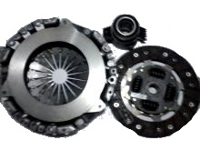 KIT EMBREAGEM FIAT 1.050/1.3/1.5 76/93 @