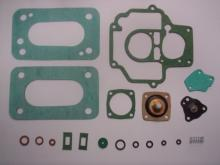 KIT CARBURADOR FIAT 92/...WEBER DP ALC/GAS